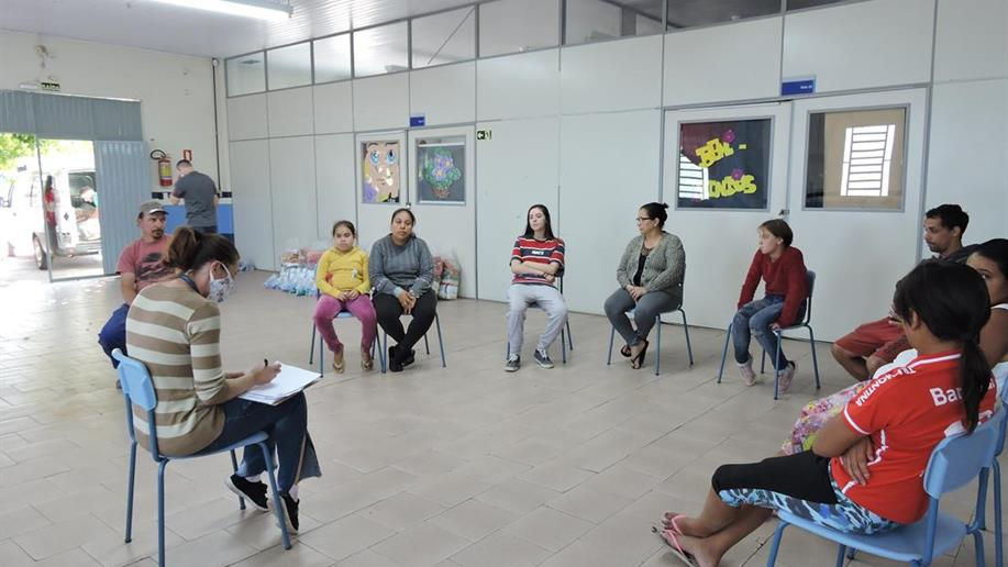Centro Social Marista Boa Esperança recebe ajuda de doadora anônima