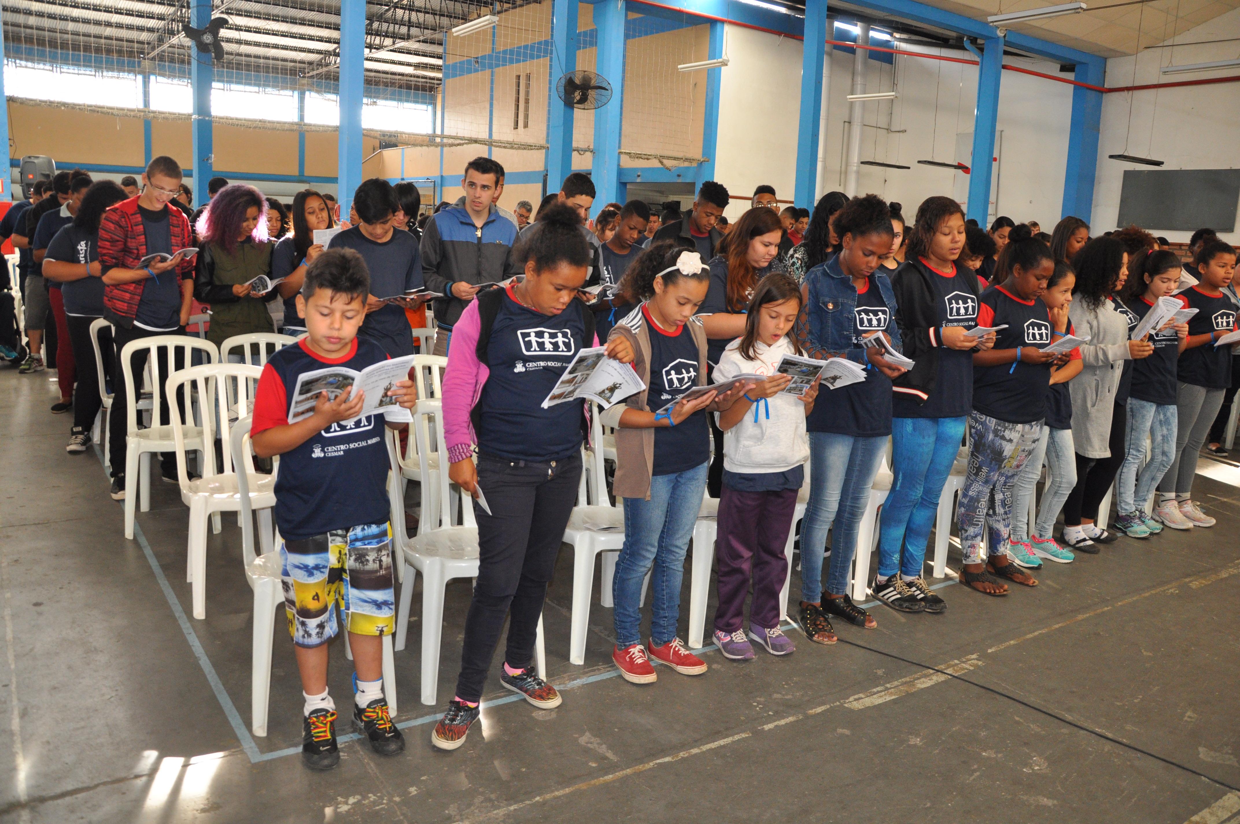 Missa prepara a comunidade para a Inauguração do Santuário