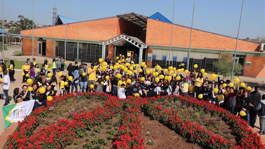 Jovens participaram de diversas ações de valorização da vida nas três Unidades Sociais