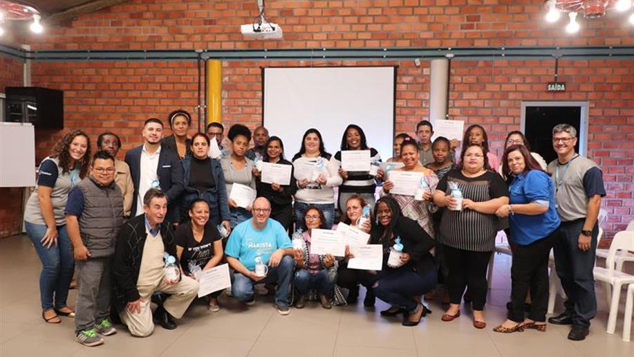 19 educandos concluíram o curso na 1ª Turma de 2019
