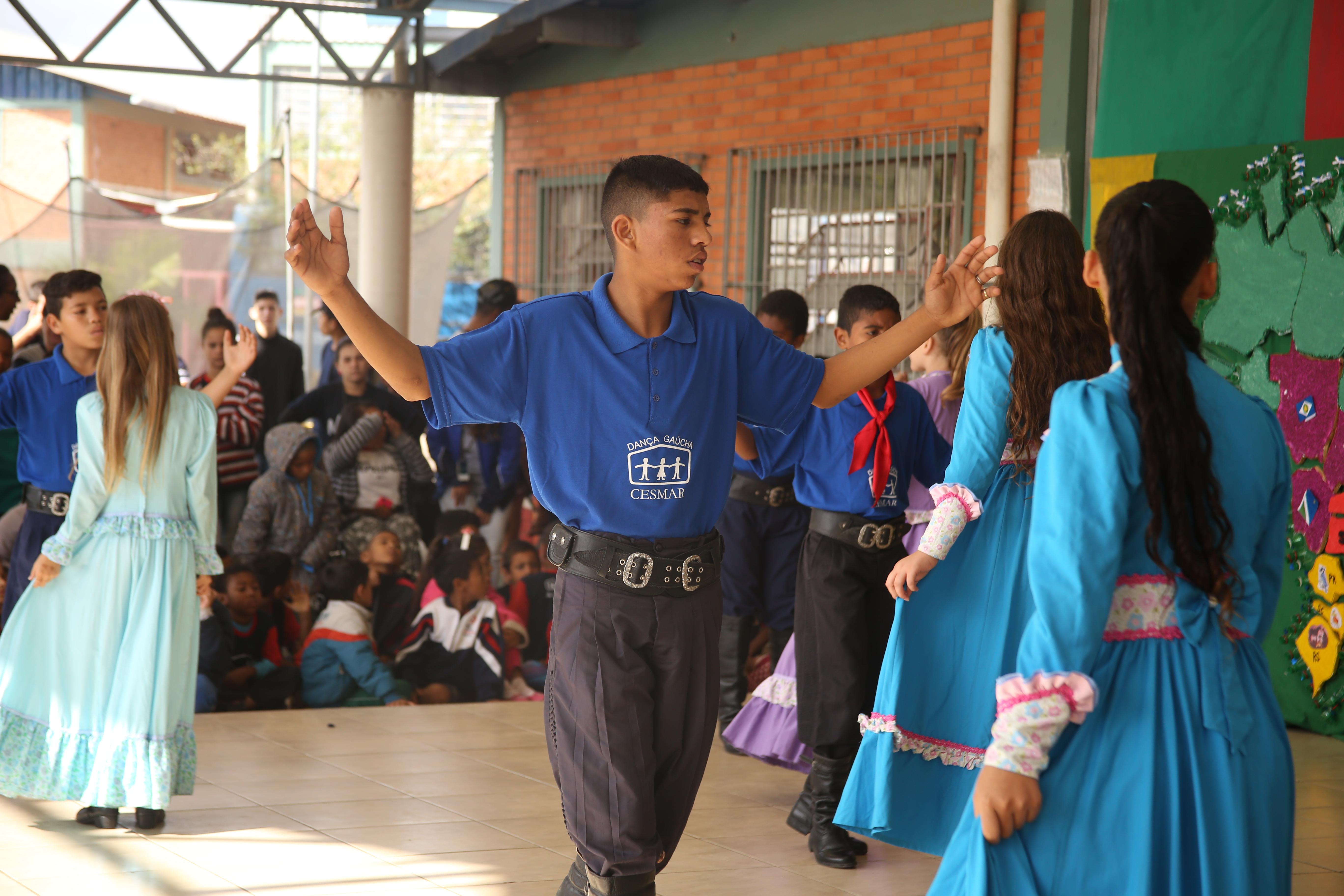Desenvolvimento da Cultura e Tradição Gaúcha