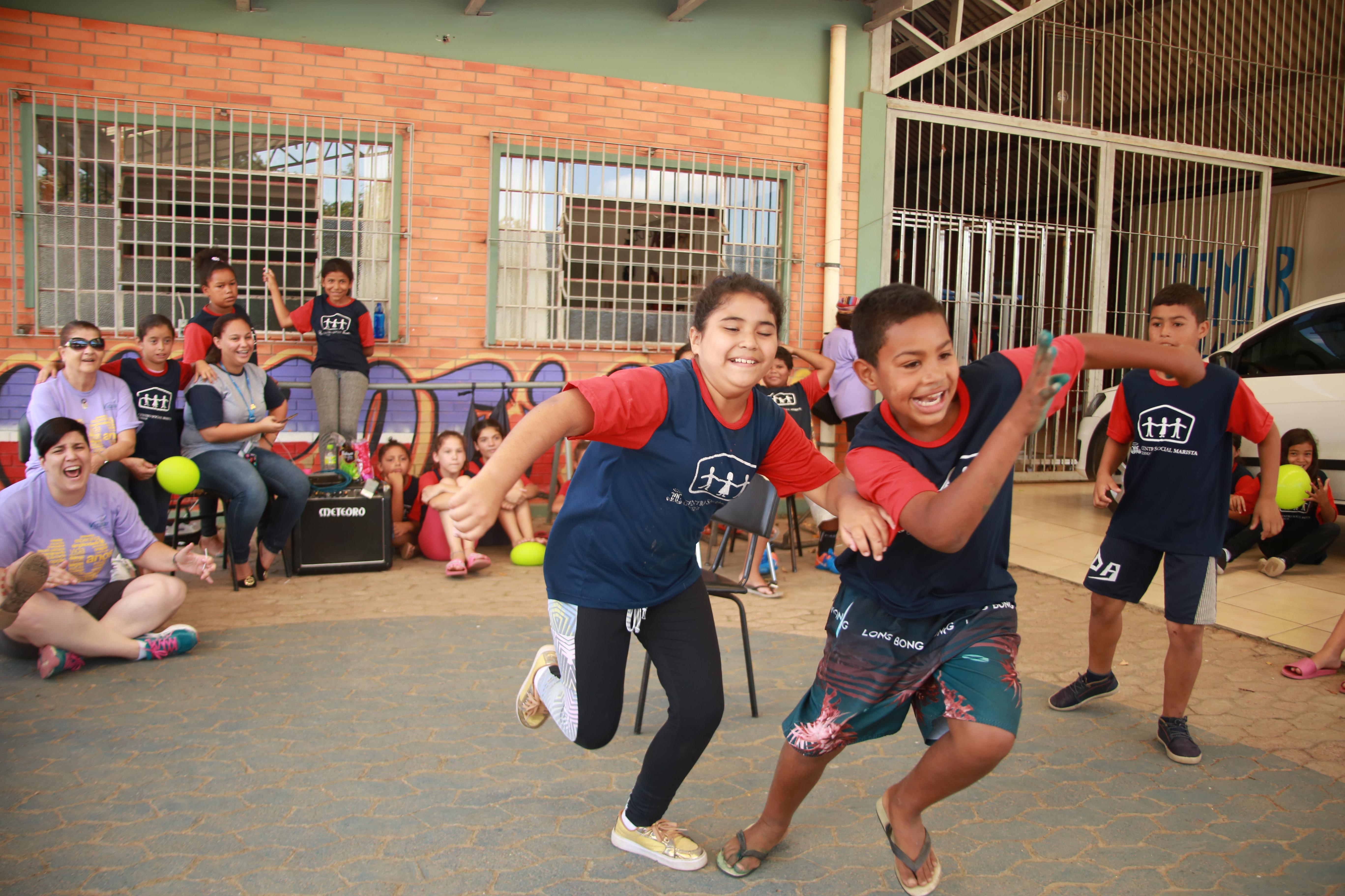 Atividades esportivas como forma de integração social