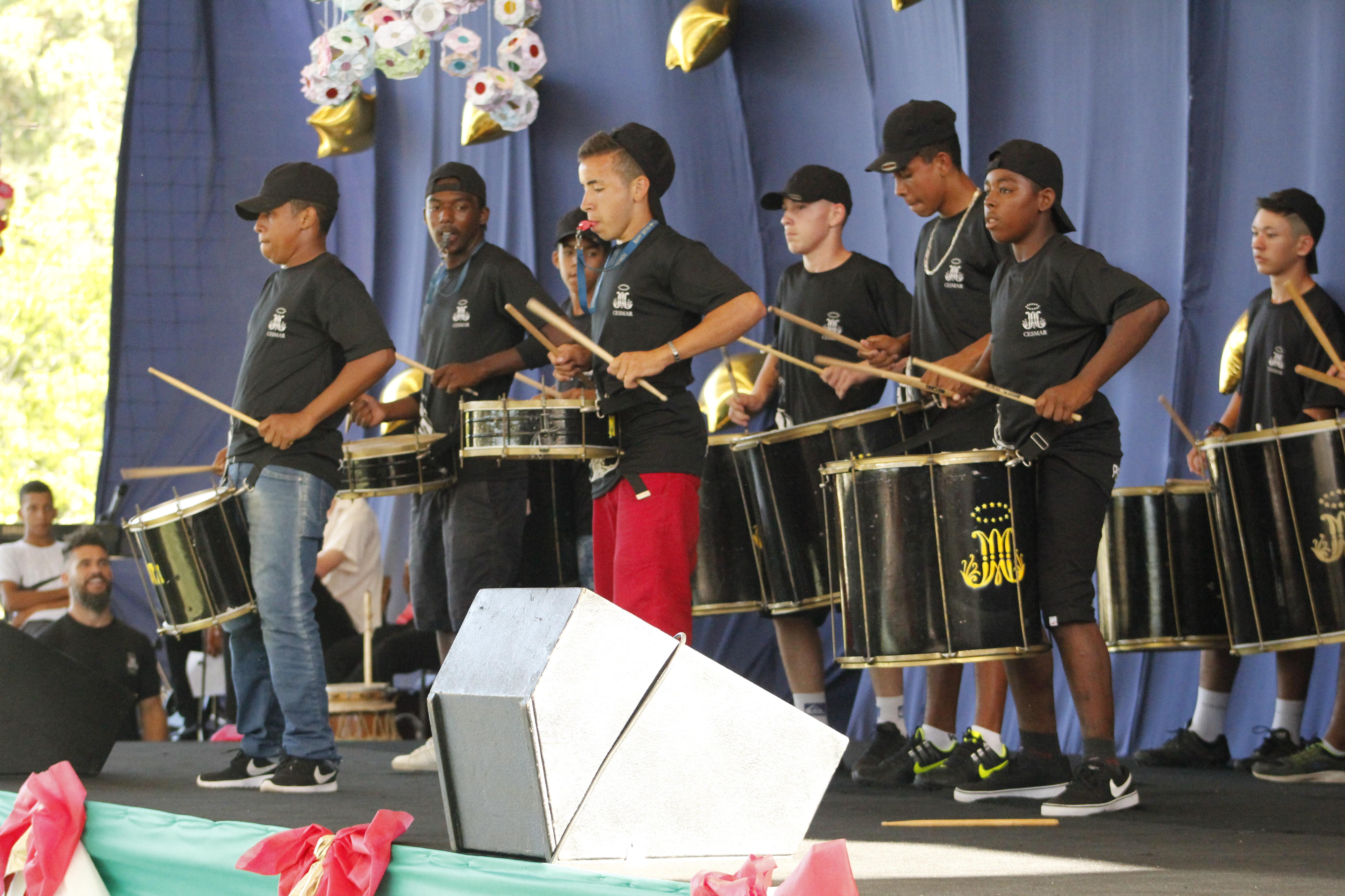 Música como forma de inclusão social