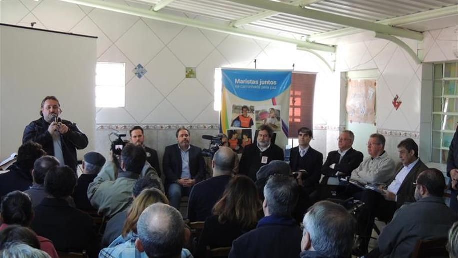 Encontro foi organizado pelo Desafio Porto Alegre Resiliente