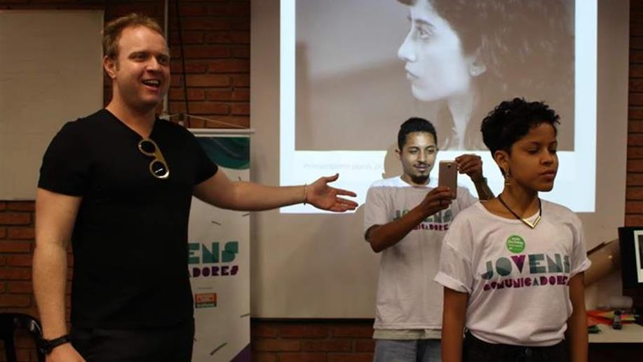 Aprendizados e protagonismo juvenil marcaram os dois dias do Projeto Jovens Comunicadores