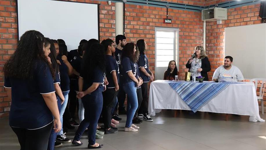 39 jovens agora estão prontos para ingressar no mundo do trabalho