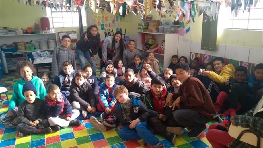 Ação integra o projeto Transformando Vidas