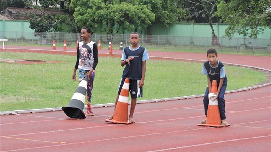 Evento foi realizado no Centro Estadual de Treinamento Esportivo