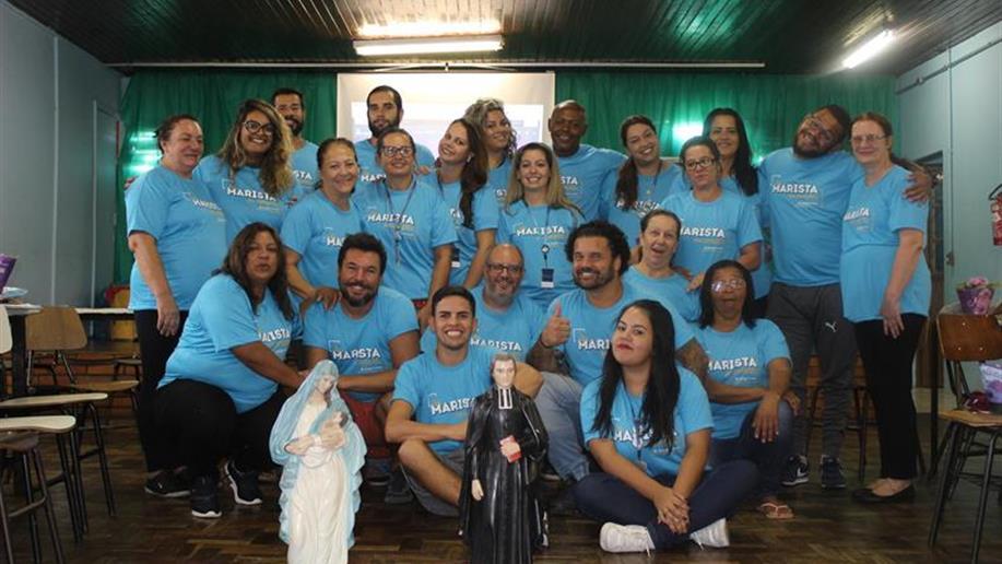 Integrar a comunidade local faz parte da nossa missão de evangelizar pela educação, por isso, no mês de março promovemos aqui no Centro Marista Santa Isabel (Cemasi) atividades que reuniram educadores, educandos e familiares com o objetivo de proporcionar
