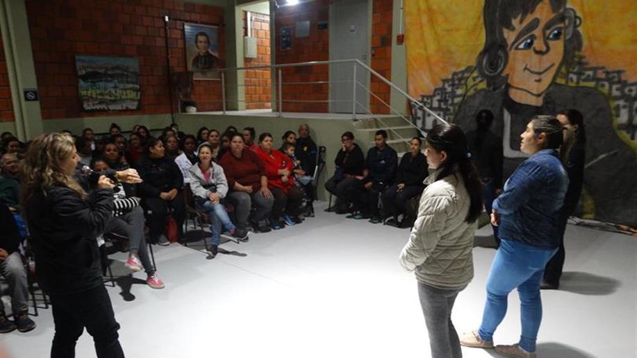 Reunião de pais aproximou responsáveis de atividades desenvolvidas pelos educandos