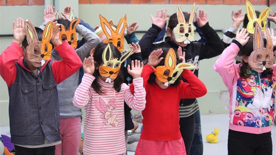 Educandos participaram de atividades teatrais e culinárias