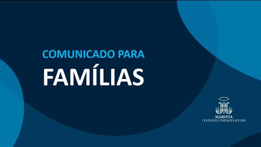 Tivemos conhecimento de um suposto post em um site da internet mencionando uma escola Marista de Porto Alegre. A informação passou a circular em grupos de WhatsApp na noite do dia 27/3, quarta-feira.