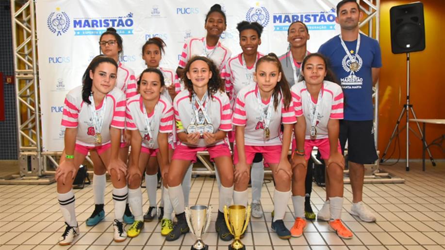 Marista Santa Marta foi representado em três modalidades esportivas.