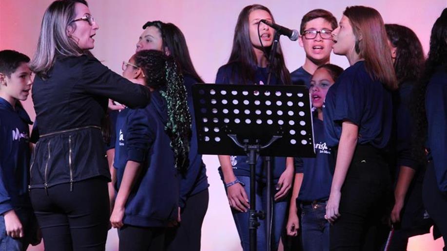 Evento receberá seis grupos que se apresentarão no Auditório do Colégio Marista Santa Maria