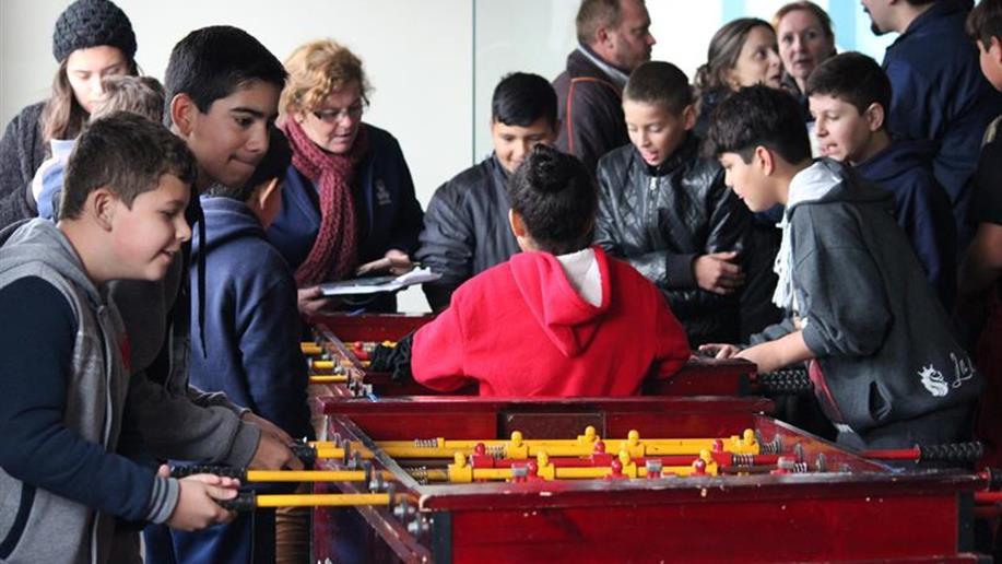 Sala de Jogos será mais um espaço para integração entre estudantes