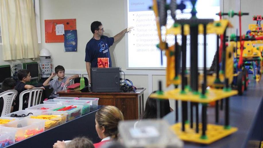 Espaço receberá atividades da Educação Infantil aos Anos Finais