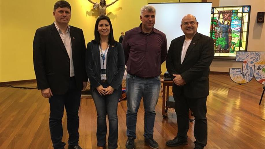 Colégio Marista Vettorello e Centro Social Marista da Juventude têm novos líderes