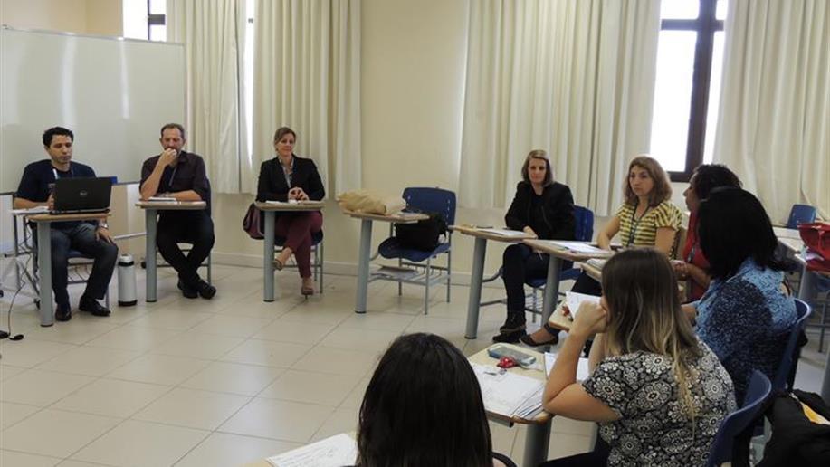 Coordenadoras pedagógicas dos Centros Sociais participaram do encontro